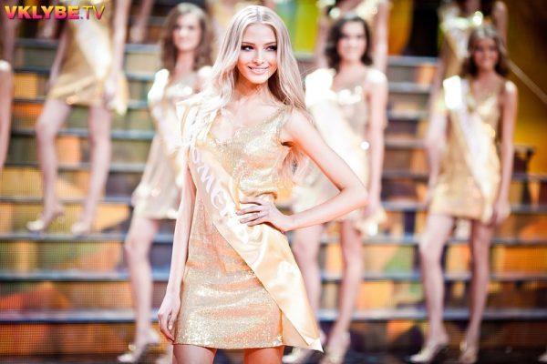 Alena Shishkova Miss Rusia