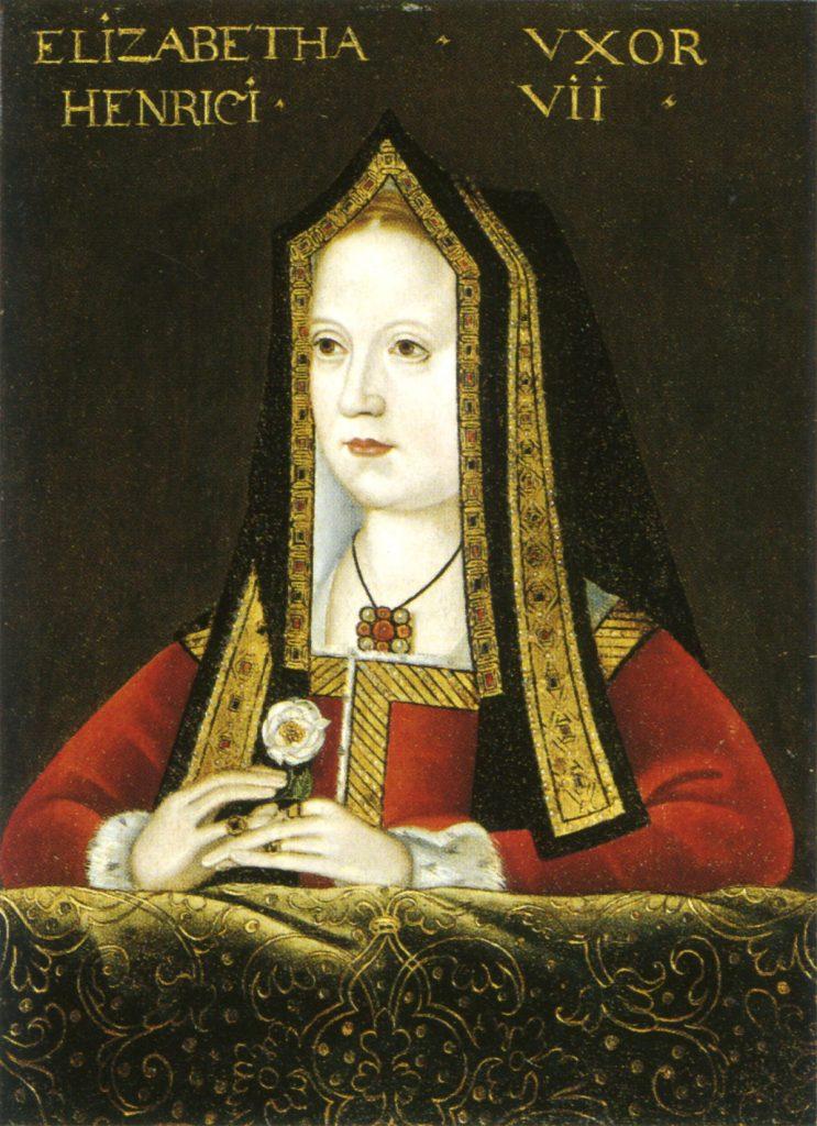 La Reina Isabel de York