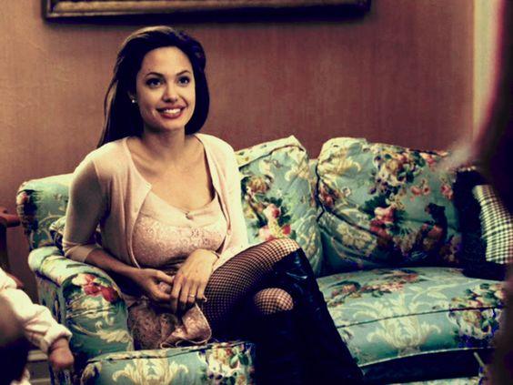 Angelina Jolie Operada