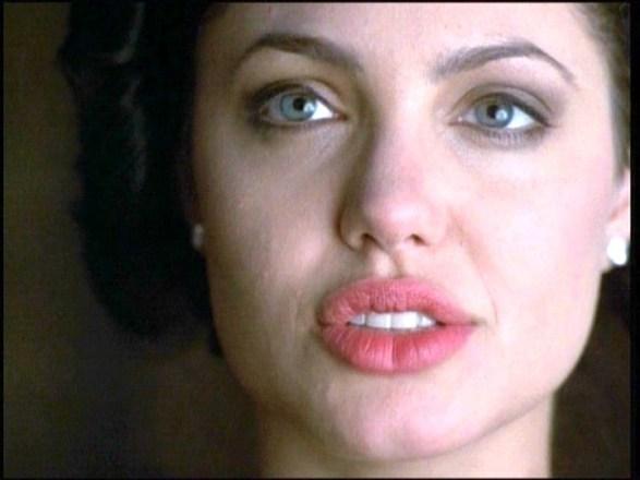 Angelina Jolie en Gia