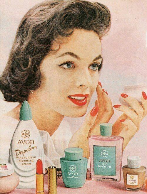 Tonico Facial Avon