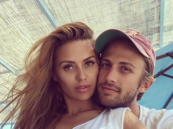 Alexander Smurfit y Victoria Bonya