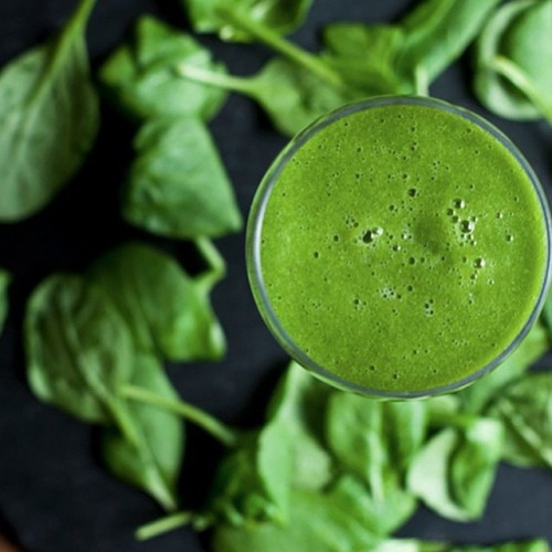 Glowing Green Smoothie de Kimberly Snyder