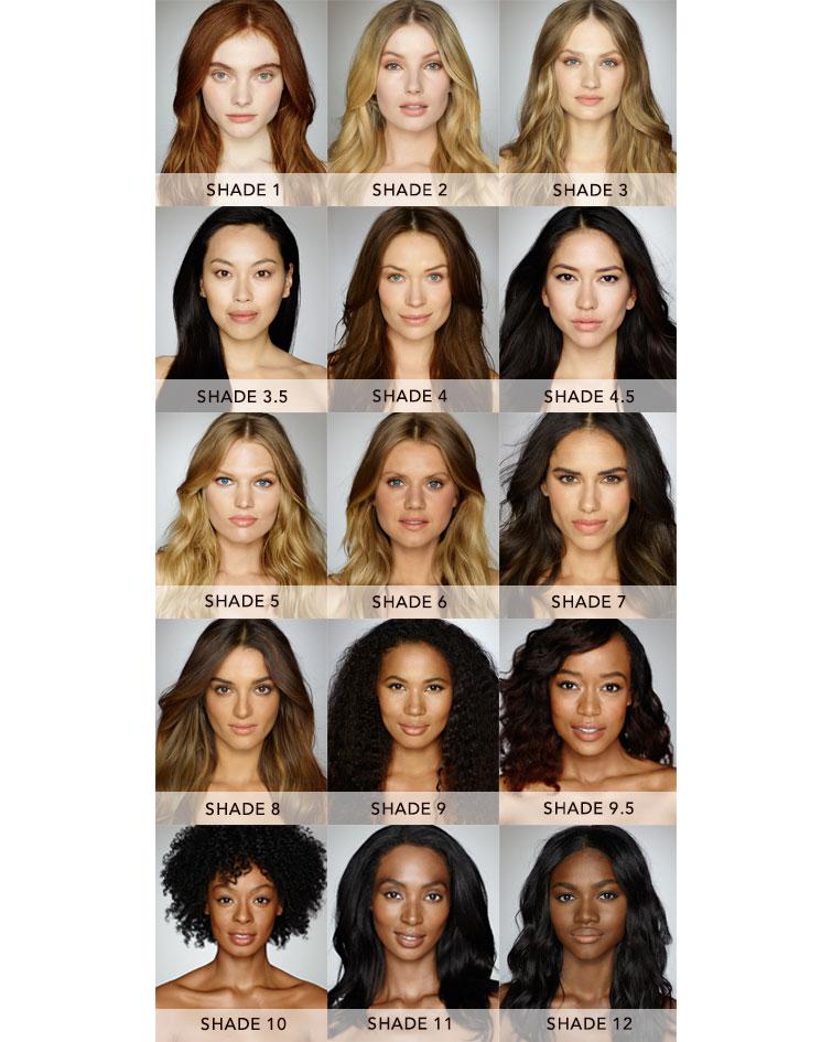 Cómo Elegir el Color de Base de Maquillaje