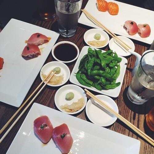 Sushi Bajo en Calorías