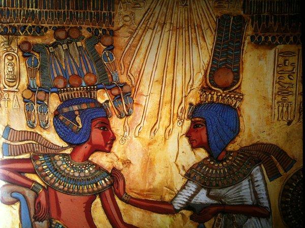 Cómo eran las Mujeres en el Antiguo Egipto