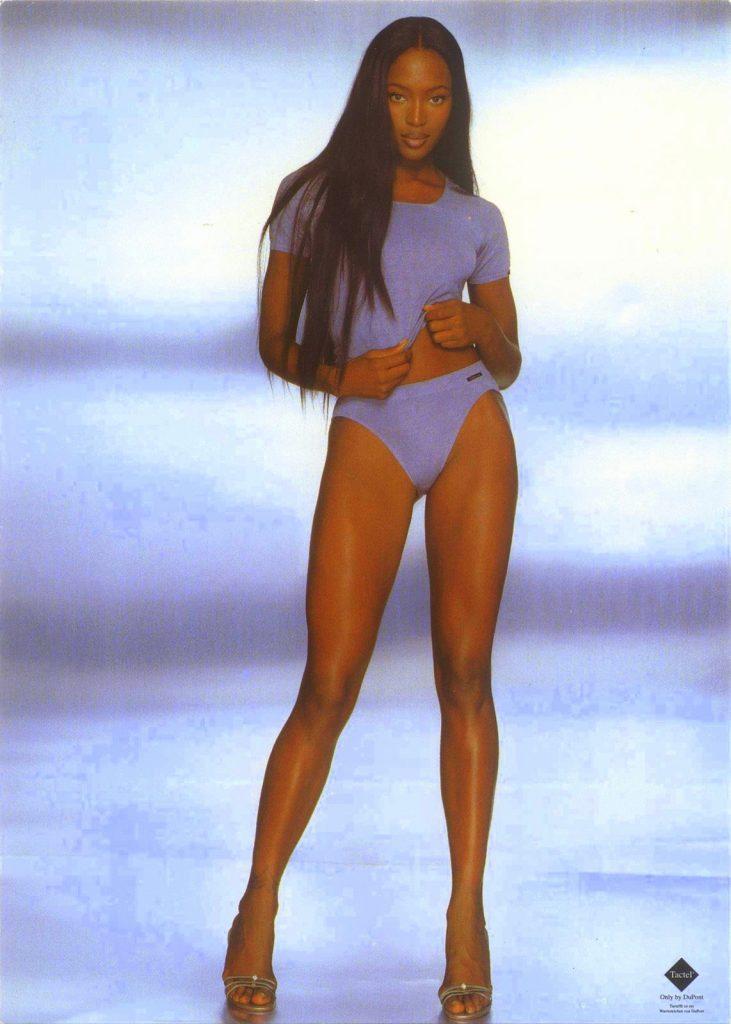 La Dieta de Naomi Campbell