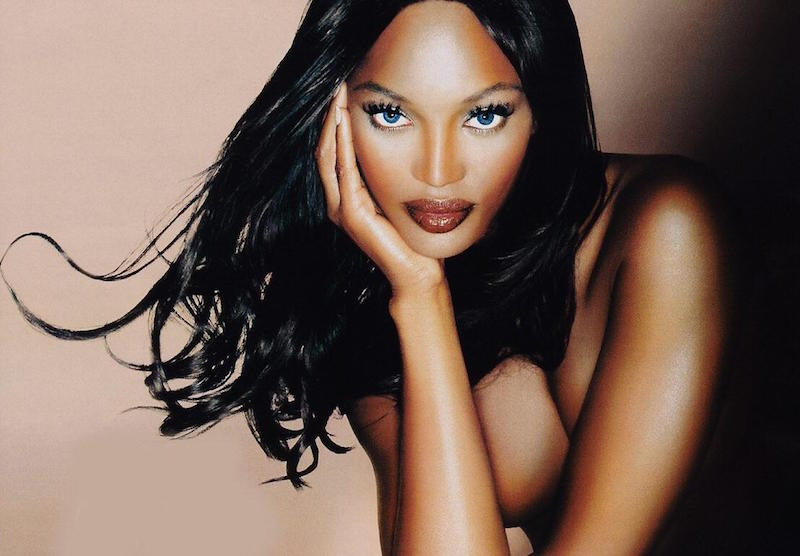 El Gran Secreto de Belleza de Naomi Campbell