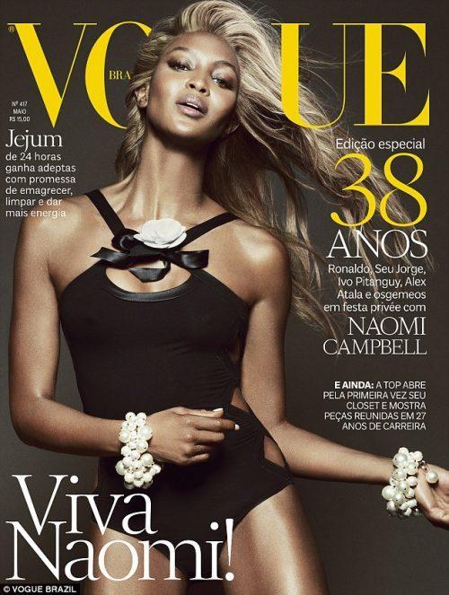 Naomi Campbell Ahora