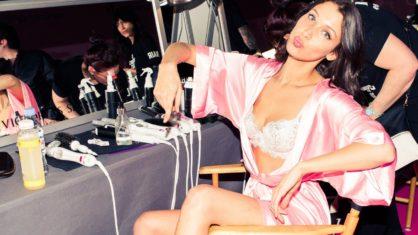 Así Entrenan las Tops de Victoria's Secret Antes del Desfile