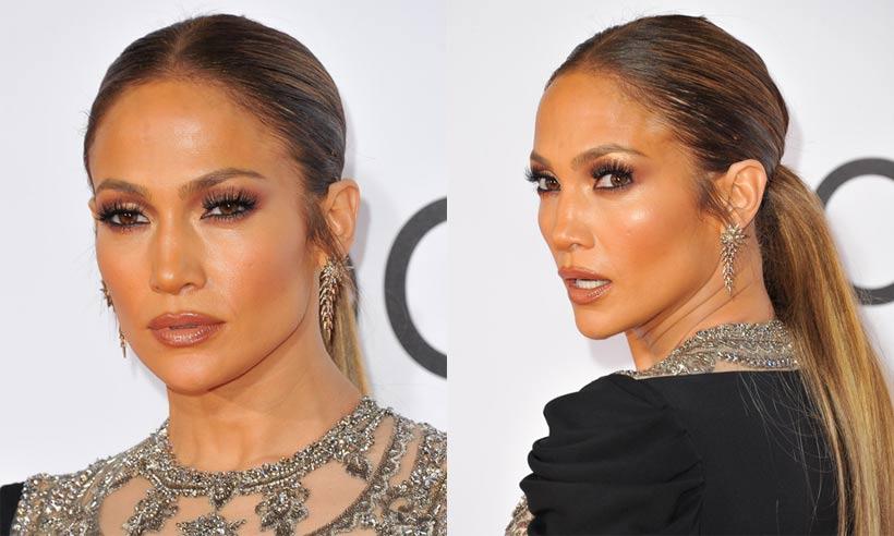 Jennifer Lopez que Iluminador Usa