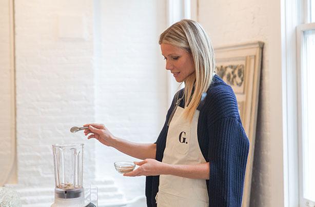 El Batido de Proteína de Gwyneth Paltrow