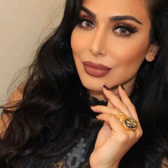 Huda, la Blogger de Belleza Más Famosa