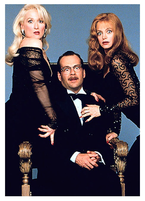 death becomes her cast