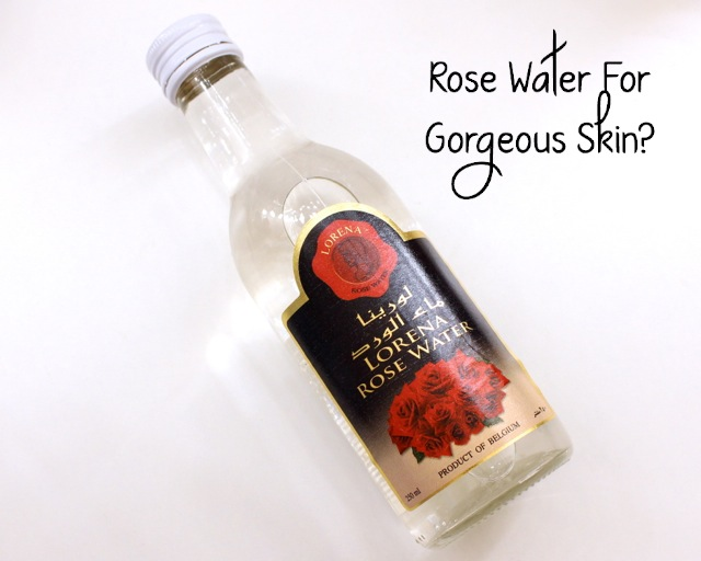 Agua de Rosas Lorena
