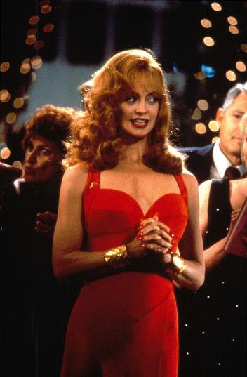 Goldie Hawn Pelirroja