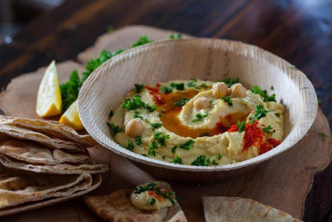 Hummus, el Nuevo Secreto de Belleza