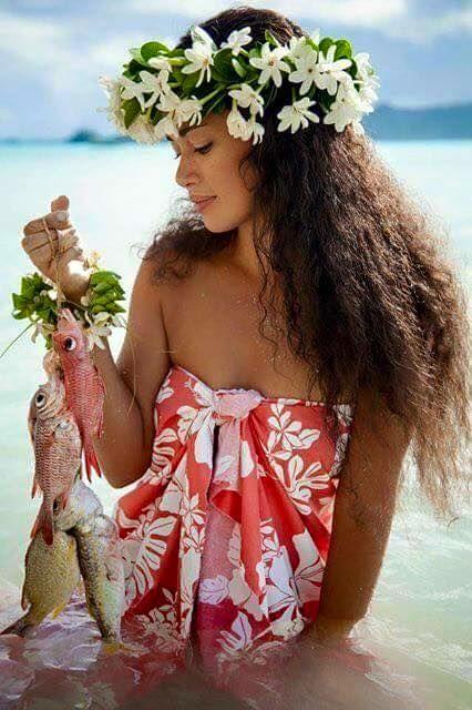Los Secretos de Belleza de Tahití