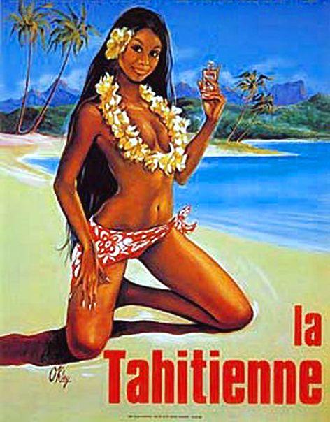 Aceite de Monoï Mujeres Tahitianas