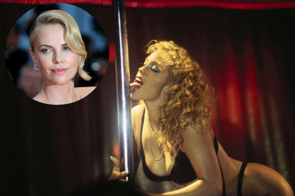 Charlize Theron Showgirls