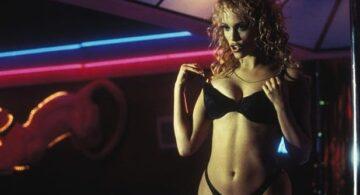 El Maquillaje de la Película Showgirls