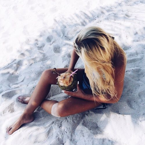 Beber Coco Natural