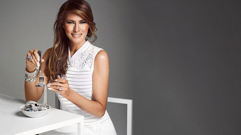 Los Productos de Belleza de Melania Trump