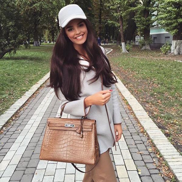 Todo Sobre la Miss Ucrania Anna Andres