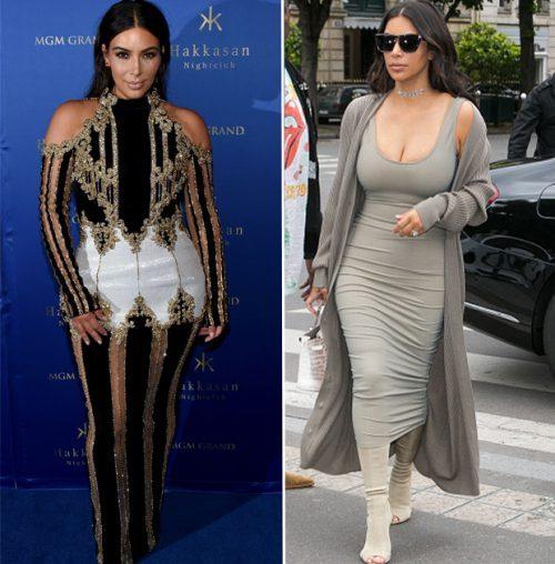 Así Ha Adelgazado Kim Kardashian