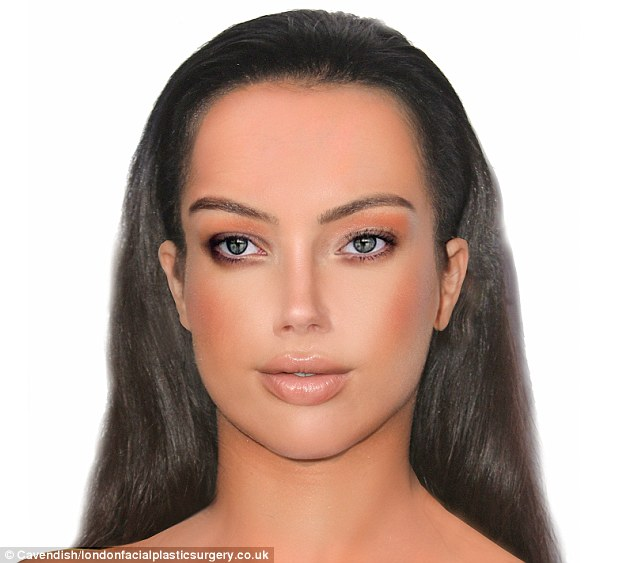 beauty face perfect 22