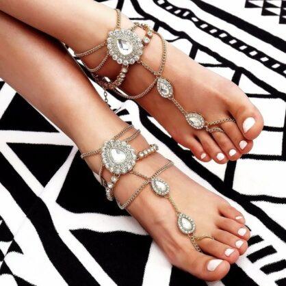Sandalias Barefoot, el Accesorio Top