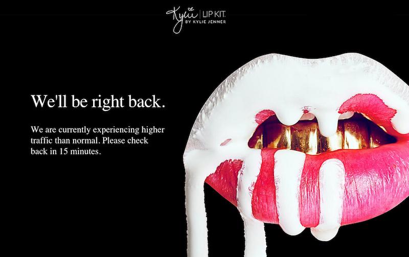 Kylie Cosmetics Comprar España