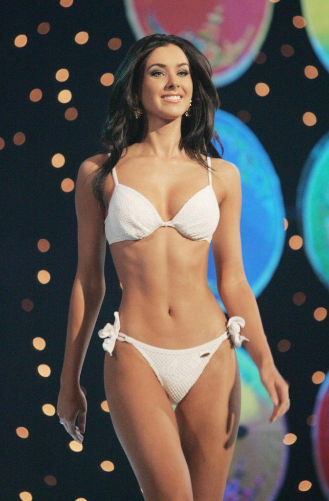 Natalie Glebova Miss Universo 2005