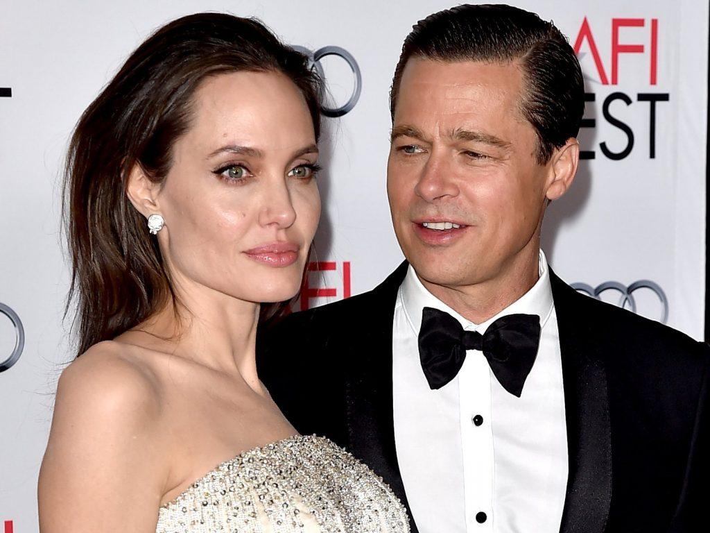 Brad Pitt Angelina Jolie Separación