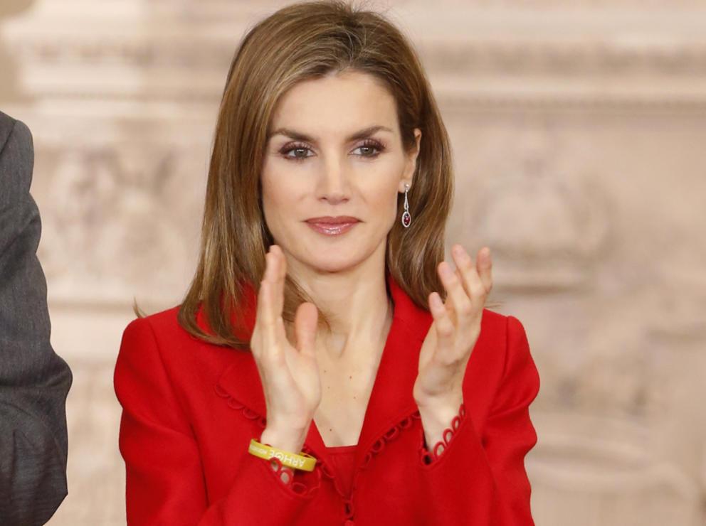 Reina Letizia Todas sus Operaciones