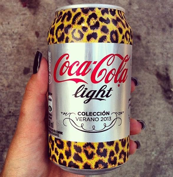 Vale, soy Adicta a la Coca-Cola