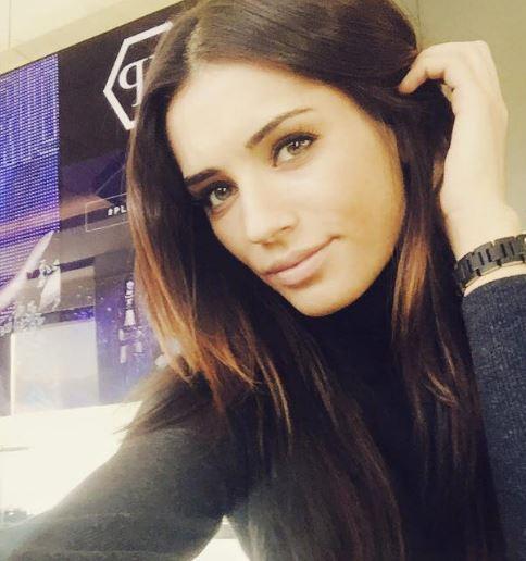 Andreea Sasu Before