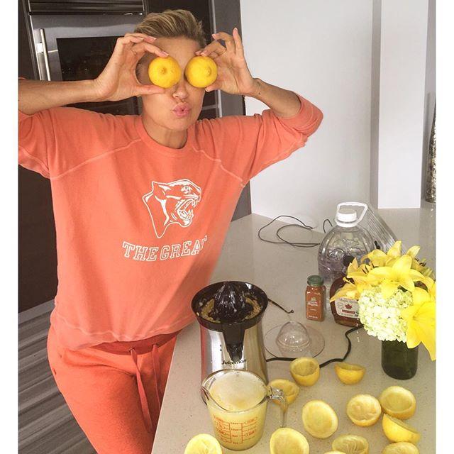 La Dieta del Limón de Yolanda Hadid