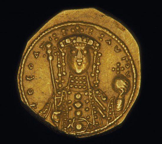 Cómo era la Emperatriz Teodora