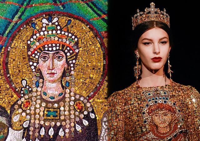 Colección de Moda Inspirada en Teodora