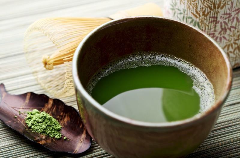 Té Matcha, el Nuevo Elixir Antioxidante