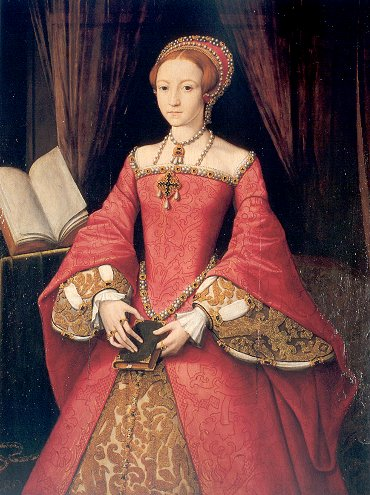 Isabel I de Joven