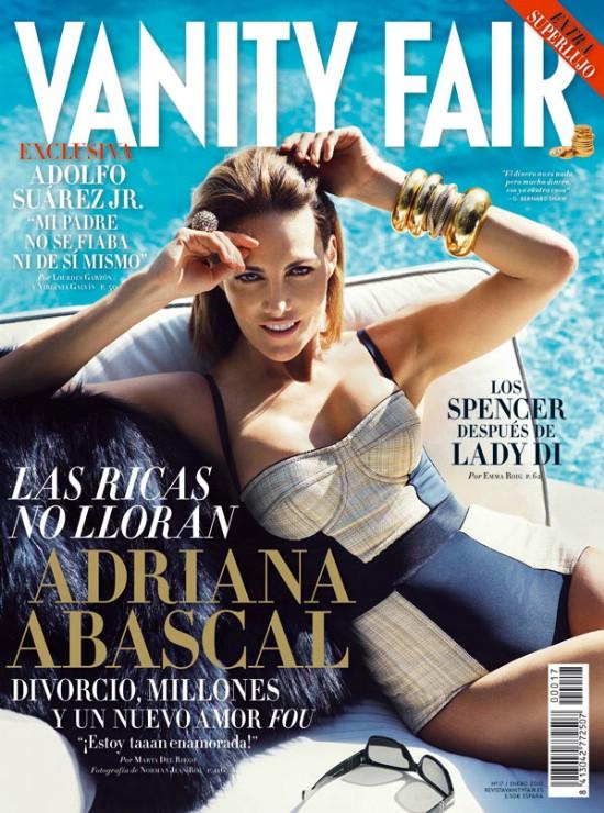 Adriana Abascal Vanity Fair
