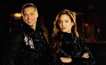 La Salvaje Historia de Brad y Angelina