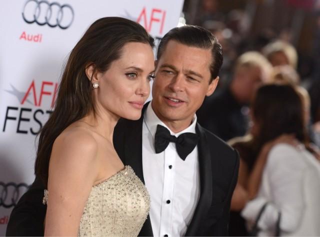 La Historia de Brad y Angelina