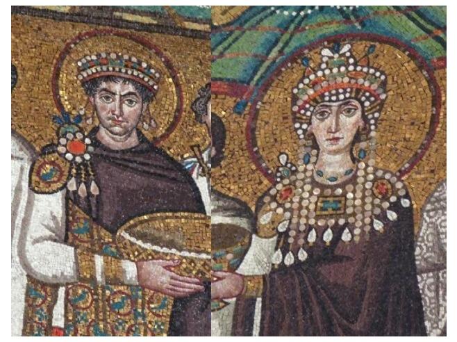Teodora, la Emperatriz de Bizancio