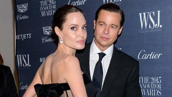 La historia de Amor de Brad y Angelina