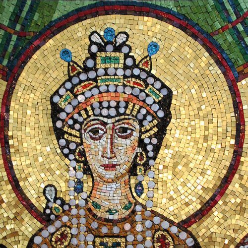 Grandes Mujeres de la Historia: la Emperatriz Teodora