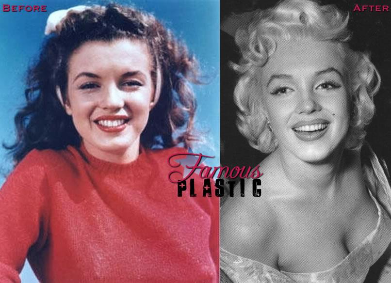 El Mentón de Marilyn Monroe