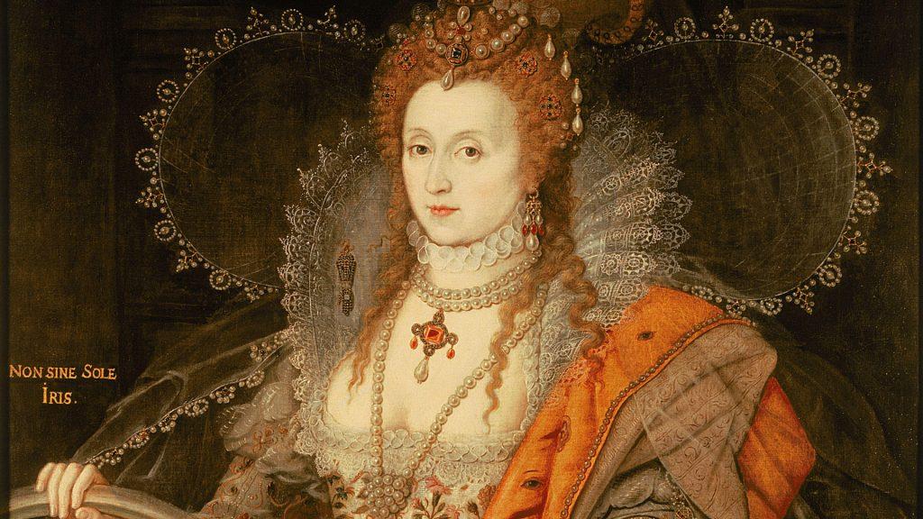 La Ropa de la Reina Isabel I